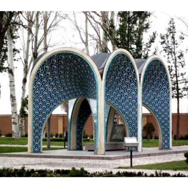 روانشناسی محیطی در احیای بافت تاریخی ایران با رویکرد معماری پایدار